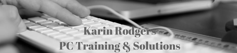 Karin Rodgers – PC Training & Solutions